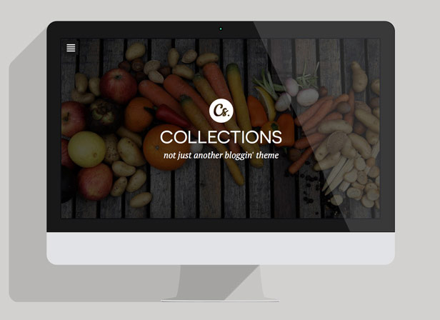 collections1 Collections   Minimal Multipurpose Blogging Theme (Personal)